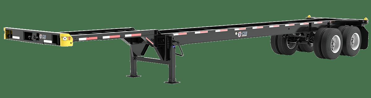 40' Gooseneck Slider