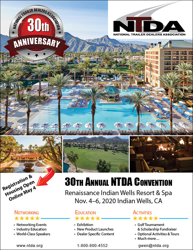 30th Annual NTDA Convention