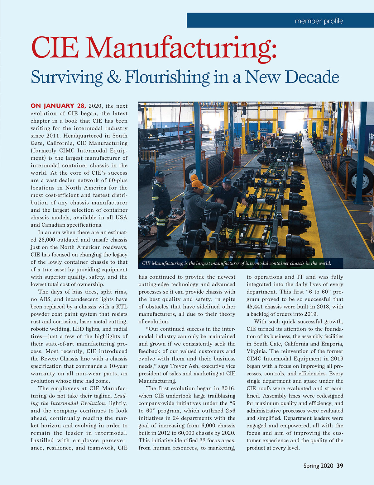 CTEA Article