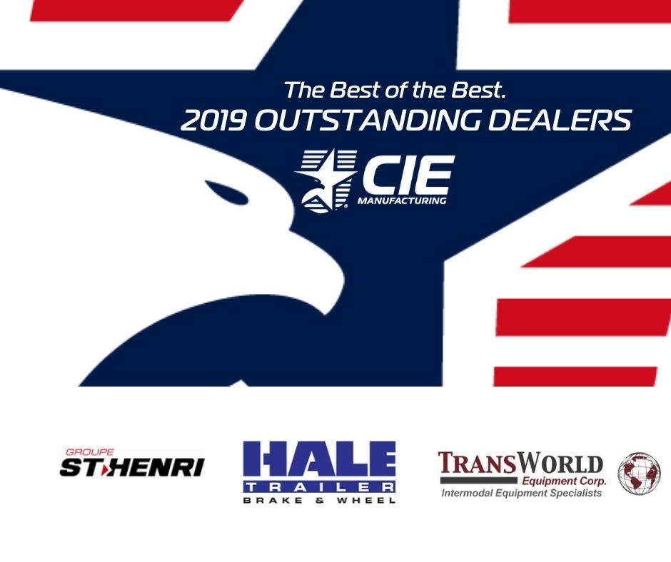 2019 Outstanding Dealers