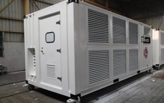 Equipment Container