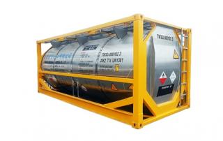 Phosphorus Gas Container