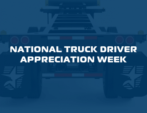 CIE Manufacturing Celebrates National Truck Driver Appreciation Week
