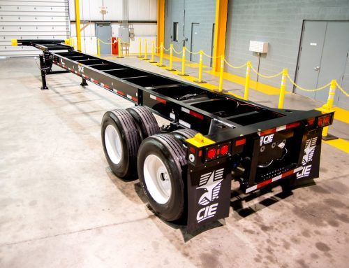How to Distinguish Intermodal Equipment Chassis from Other Trailers