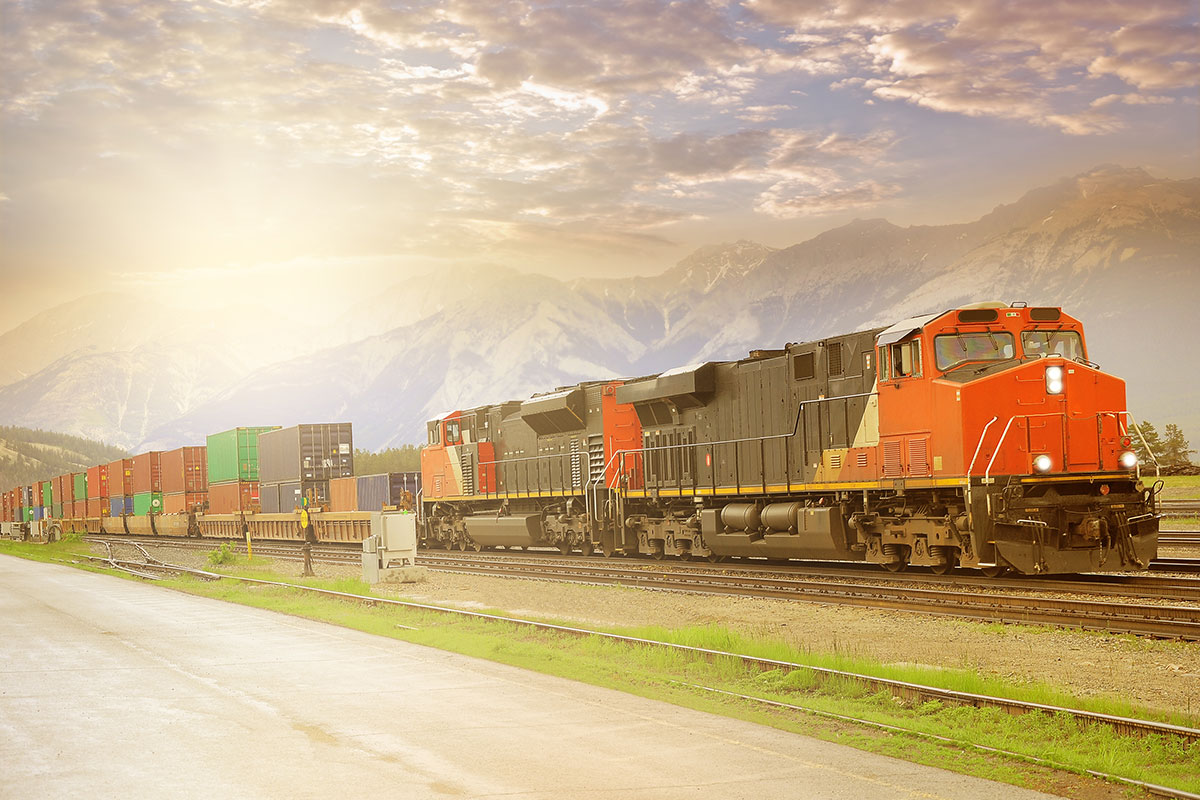 Environmental Advantages of Intermodal Shipping