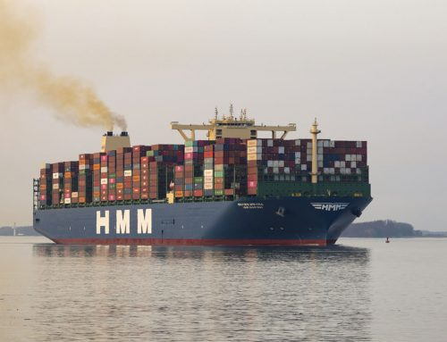 How Container Ship Sizes Have Grown Over Time