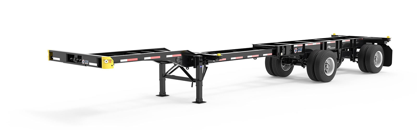 Pioneer 20/40 CityCombo WS-Tandem Literature Angle-View