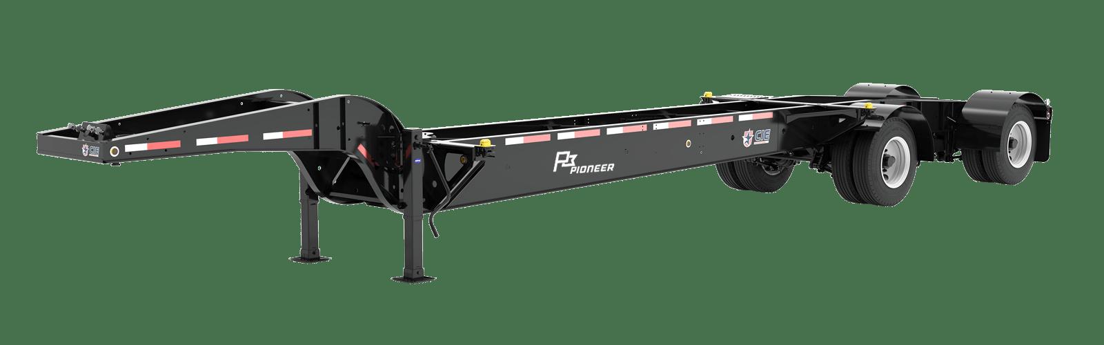 Pioneer 43' Tank Tandem
